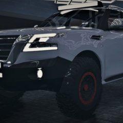 AC 2020 Nissan Patrol 4×4 v1.16
