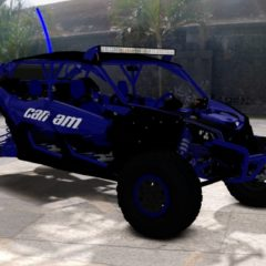 AC 2018 Can-Am Maverick X RS Turbo R v1.16