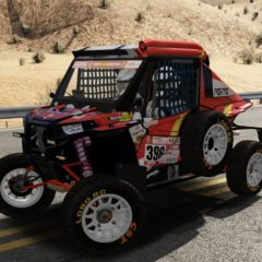 AC 2015 Polaris RZR 1000 XP TURBO Dakar T3 v1.16