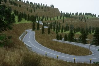 AC Roads of Chile