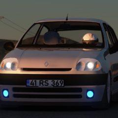 AC 2000 Renault Clio 2 v1.16