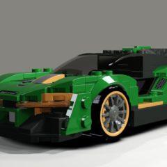 AC 2019 LEGO Speed Champions McLaren Senna v1.16