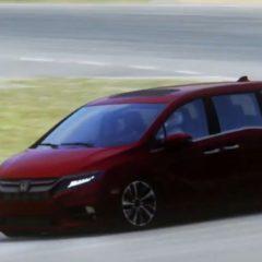 AC 2018 Honda Odyssey v1.16