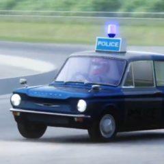 AC Hillman Imp Police Car v1.16