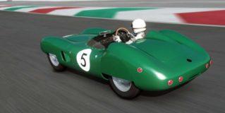 AC 1956 Aston Martin DBR1 Le Mans v1.16