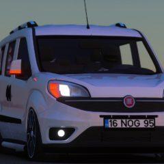 AC 2016 Fiat Doblo v1.16