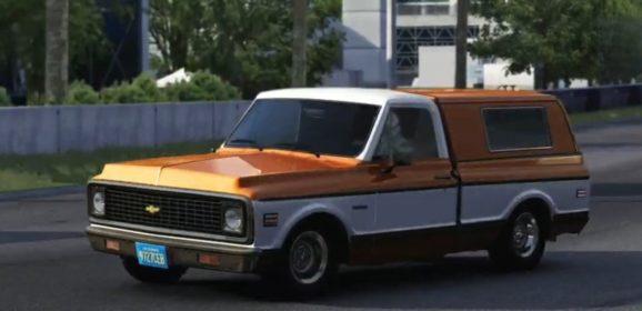 AC 1987 Chevrolet Cheyenne C-10 v1.16